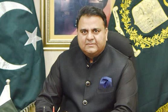 Fawad Chaudhry offers India help to control air pollution