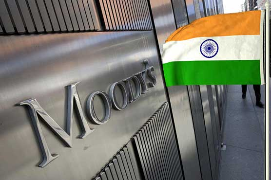 Moody's cuts India's outlook to 'negative' on mounting growth risks