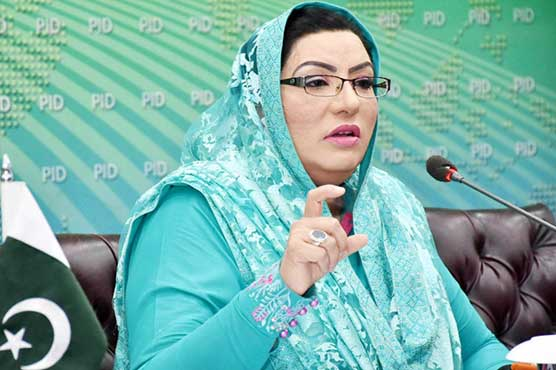 Fazlur Rehman shouldn't avenge his defeat in polls by causing mental agony to people: Firdous