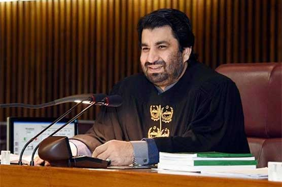 Opposition submits no-confidence motion against NA deputy speaker