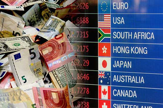 Currency rates in Pakistan - 08 November 2019