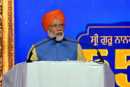 Narendra Modi thanks PM Imran Khan on Kartarpur Corridor opening