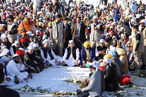 In Pictures: Pakistan opens Kartarpur Corridor for Sikh pilgrims