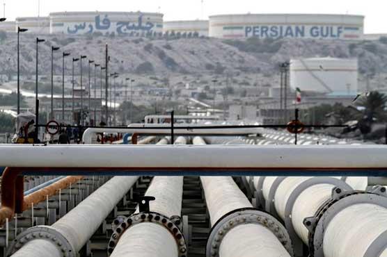 Iran announces discovery of massive oil field