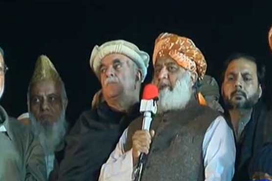 Will fight for our cause within law and constitution: Fazlur Rehman