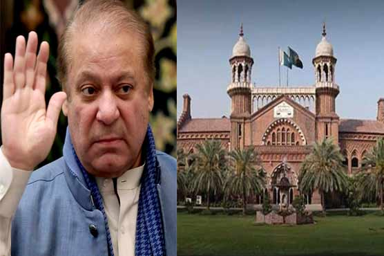 LHC to resume hearing of removal of Nawaz Sharif's name from ECL today