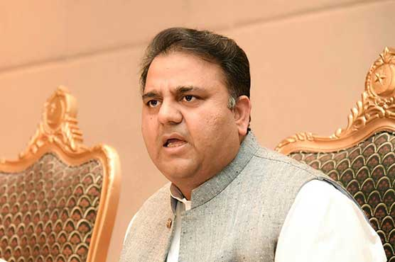 Court verdict exposes Khawaja Asif's lie in NA: Fawad Chaudhry