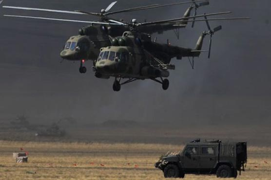 Russia lands forces at former U.S. air base in northern Syria