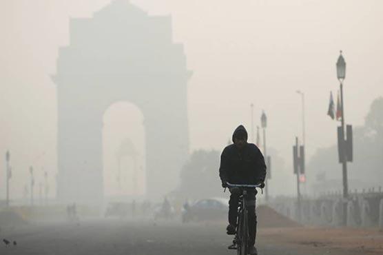 Delhi most polluted city in world: AQI