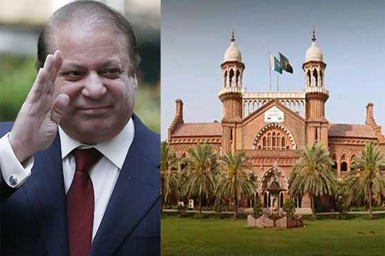 Image result for LHC allows Nawaz Sharif to travel abroad for treatment