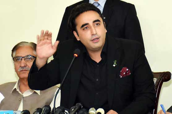 We will have a new PM by next year: Bilawal Bhutto