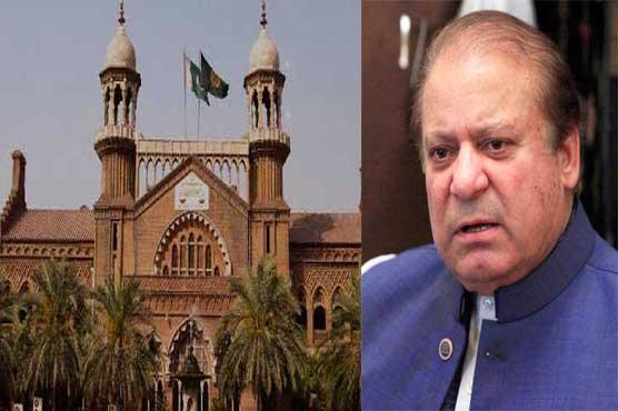 لاہور ہائیکورٹ نے نوازشریف کو بیرون ملک جانے کی اجازت دیدی