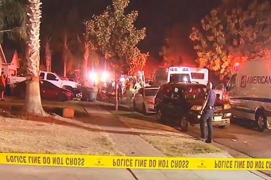 Four killed in California backyard shooting: police
