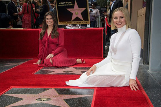 'Let it go': Bell gets Hollywood star, jokes about mugging