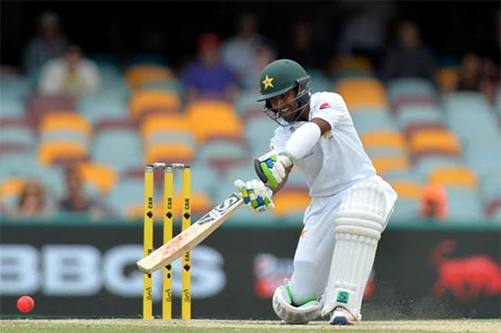 برسبین ٹیسٹ: پاکستانی ٹیم آسٹریلیا کیخلاف پہلی اننگز میں 240 رنز پر آؤٹ