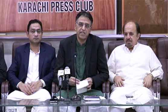 U.S. concerns on CPEC are not right: Asad Umar