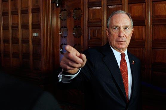 Media mogul Bloomberg enters U.S. presidential race, takes aim at Trump