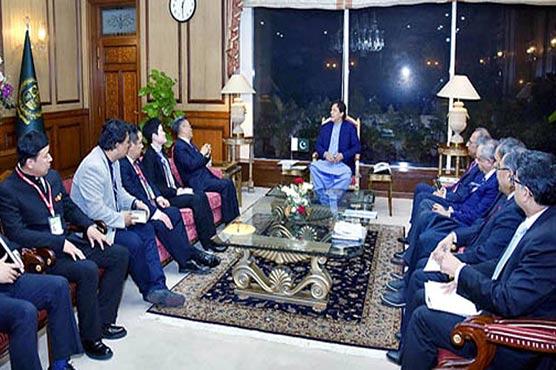 CPEC to reinforce economic development in Pakistan: PM