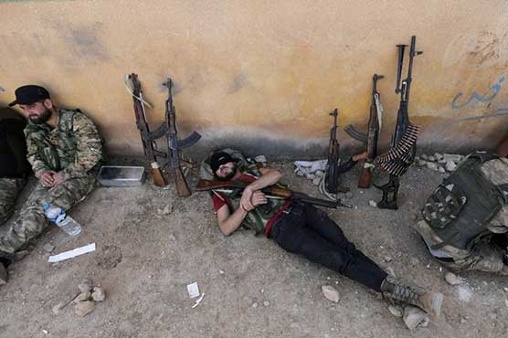 Turkey must halt Syrian rebel abuses, Human Rights Watch says