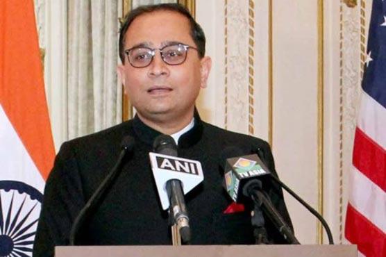 Indian diplomat calls for 'Israel model' in occupied Kashmir