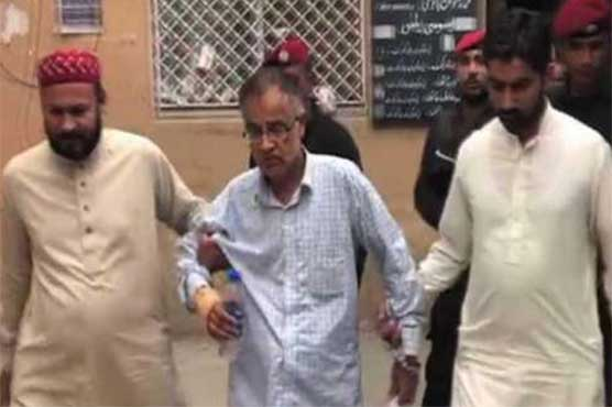 Arshad Malik video case: civil judge 'approached' to release three suspects from FIA