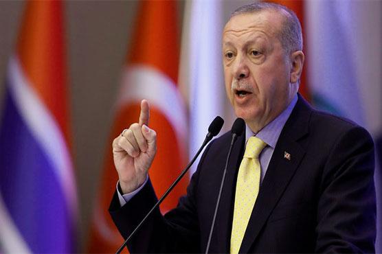 Turkey's Erdogan indicates Syria operation imminent