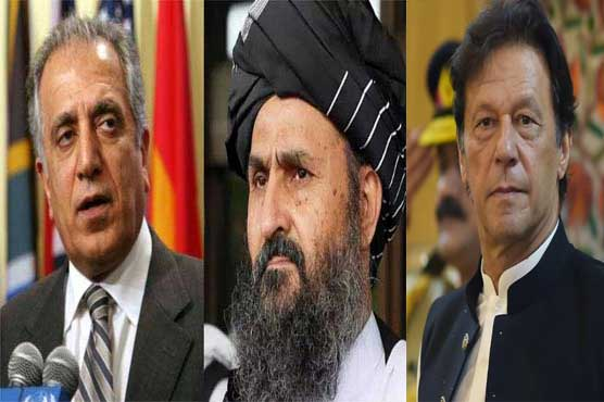Islamabad: US, Taliban to resume talks on Afghan peace process today