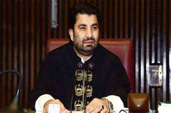 ECP denotifies Qasim Khan Suri from National Assembly