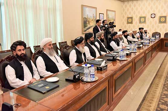 US talks: Taliban delegation to stay in Pakistan till Sunday