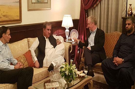 U.S. supporting Pakistan's demand to resolve Kashmir dispute: US Senator