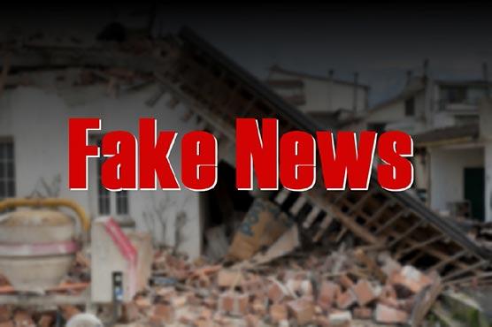 Fake news sparks panic among Indonesia quake victims