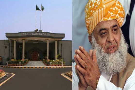 Fazal-ur-Rehman's Azadi March challenged in IHC