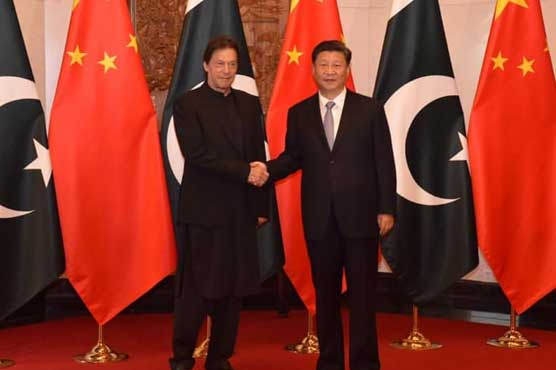 Pak, China agree to further strengthening strategic cooperative partnership