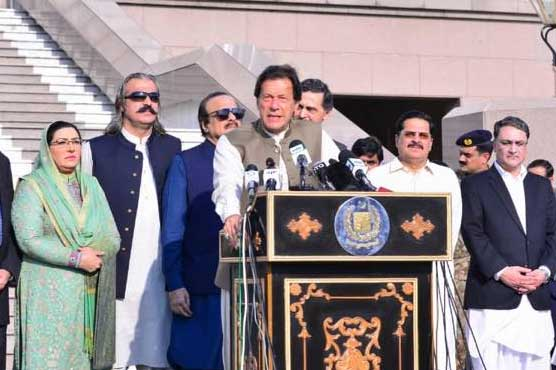 Indian PM committed grave mistake by illegally annexing Kashmir: PM Imran