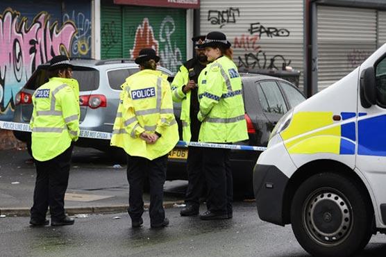 Terror probe after mass stabbing at UK shopping centre