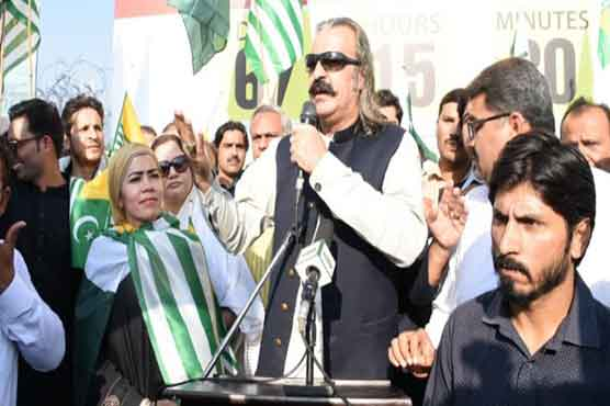 Will go to any extent to give Kashmiris their self-determination right: Gandapur