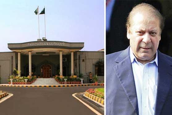 Al-Azizia reference: IHC fixes Nawaz Sharif's petition for hearing on Oct 29
