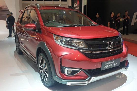 Honda Atlas launches BR-V Facelift in Pakistan