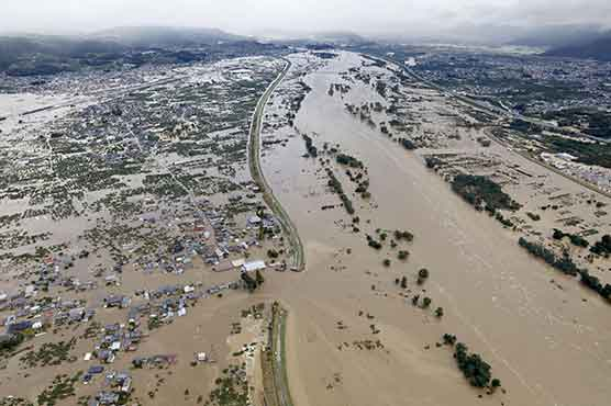 At least 26 dead after Typhoon Hagibis slams Japan