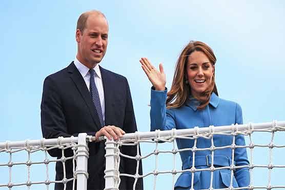 Prince William, Kate Middleton lands at Nur Khan airbase