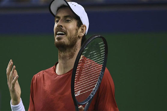 Murray overcomes determined Coppejans in Antwerp opener