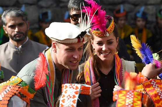 In Pictures: Prince William, Kate Middleton visit serene valley of Chitral