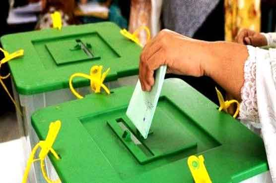 Polling for PS-11-Larkana-II by-election underway