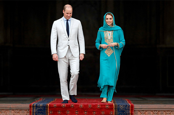 In Pictures: Prince William, Kate Middleton adore delightful Lahore tour
