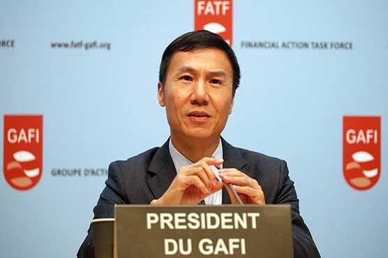 Pakistan to remain on Grey List till Feb 2020: FATF President