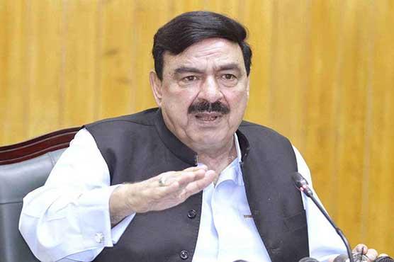 Rashid urges Fazl not to shut doors of dialogue