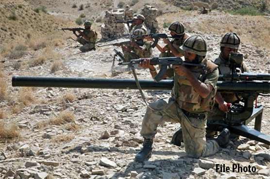 بھارت کی کنٹرول لائن پر فائرنگ، جوابی کارروائی میں 9 انڈین فوجی ہلاک، متعدد زخمی