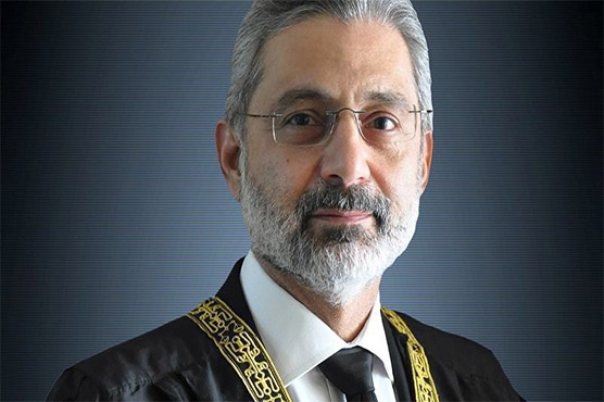 Full court bench hearing Justice Isa case dissolved; CJP asked to reconstitute bench