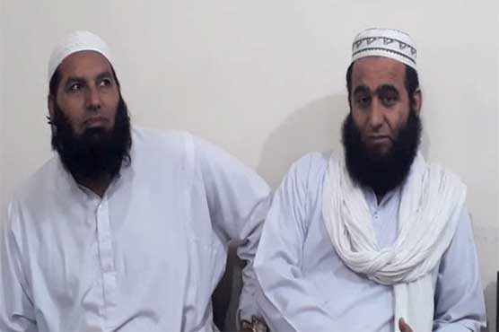 Police arrest two JUI-F workers for violating Section 144