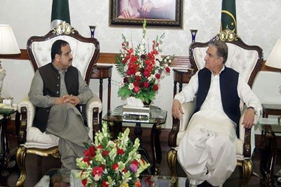 FM Qureshi, Punjab CM laud army for befitting response to Indian firing
